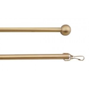 "Drapery Pull Baton Wand~84"" Long"