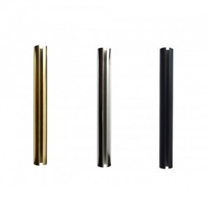 "4' Drapery Curtain Rod Track~1 1/2"" Diameter"
