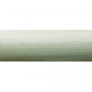 4' Smooth Wood Pole~2 Inch Rod Diameter