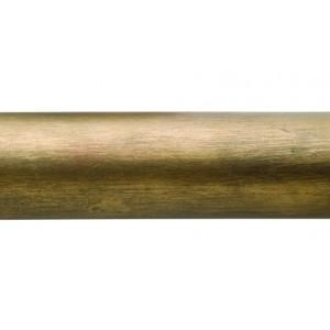 6' Smooth Wood Pole~2 Inch Rod Diameter