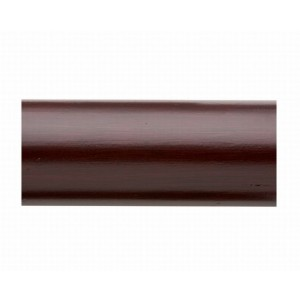 "12' Smooth Wood Pole~2"" Rod Diameter"