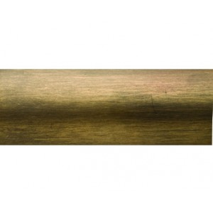 "10' Smooth Wood Curtain Drapery Rod~2 1/4"" Rod Diameter"
