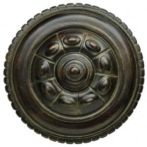 """Braxton Holdbacks/Tiebacks~5"""" Diameter~Pair"""