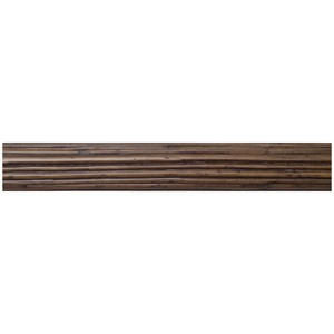 Robert Allen Polynesian Walnut Reeded Rod ~ Each