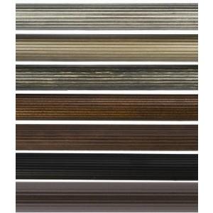 "4' Reeded Curtain Rod~1"" Diameter"