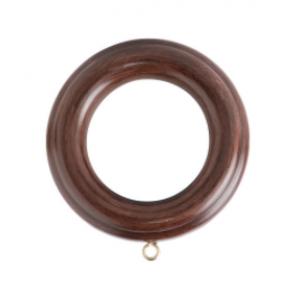 "Curtain Ring for 1 3/8"" Drapery Curtain Rod~Each"