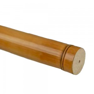 "Bamboo Design Pole 2"" Rod Diameter"