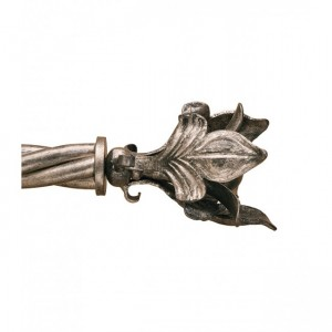 "Florence Finial for 1 3/4"" Curtain Rod~Each"