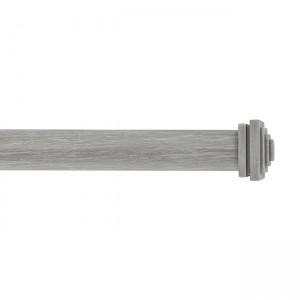 "Sierra Finial for 1 1/4"" Drapery Curtain Rod~Each"
