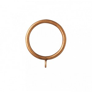 """Smooth Steel Ring for 1 1/4"""" Curtain Rod~Each"""
