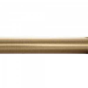 "Telescoping 1 3/8"" Smooth Curtain Rod~38"" - 66"""