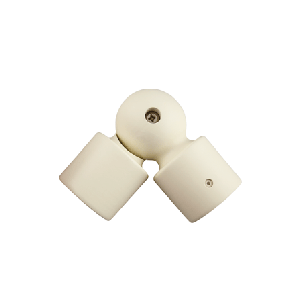 Swivel Socket Antique White