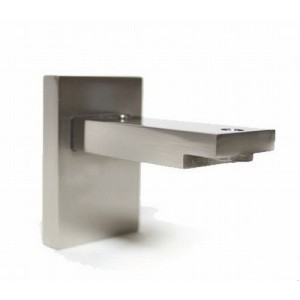 Urban Decors Metro Track Single Wall Bracket~each