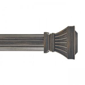 """TFCR214110 Finial for 2"""" Curtain Rod~Each"""