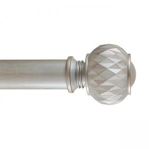 """TFCR214124 Finial for 2 1/4"""" Curtain Rod~Each"""