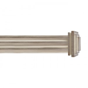 "TFCR300192 Finial for 3"" Curtain Rod~Each"