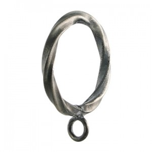 Twisted Curtain Ring