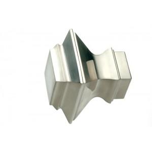 UFN6-NB Brushed Nickel Finial~Pair