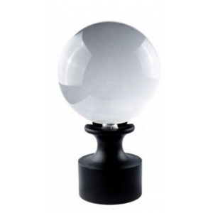 "Orion Acrylic Finial for 1"" Curtain Rod~Each"