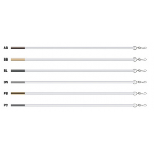 "Drapery Acrylic Baton Wand~39"" Long"