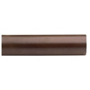 "Kirsch 1 3/8"" Wood Trends Classics 4' Smooth Wood Pole"