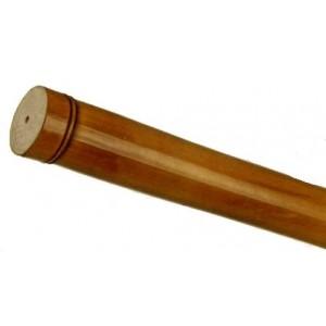 "Bamboo Design Pole 2"" Rod Diameter"