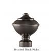 Brushed Black Bronze