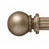 "Daphne Finial for 1 3/8"" Curtain Rod~Pair"