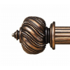 "Harper Finial for 1 3/8"" Curtain Rod~Pair"