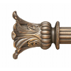 "Lane Finial for 1 3/8"" Curtain Rod~Pair"