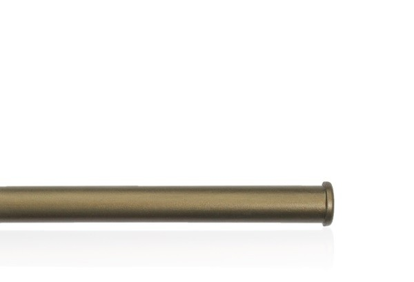 """5/8"""" Round Curtain Rod (Heavy Duty Gauge) by the foot"""