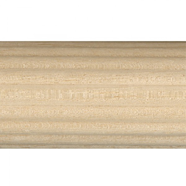 4 Fluted Wood Pole 2 Quot Diameter