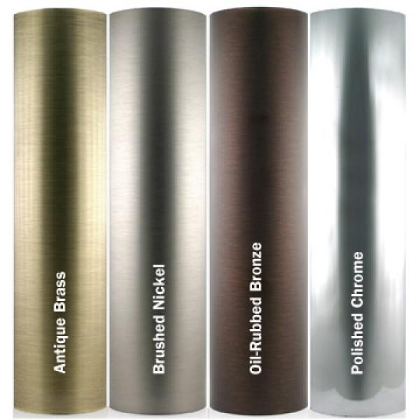 8 steel curtain rod tubing2quot diameter