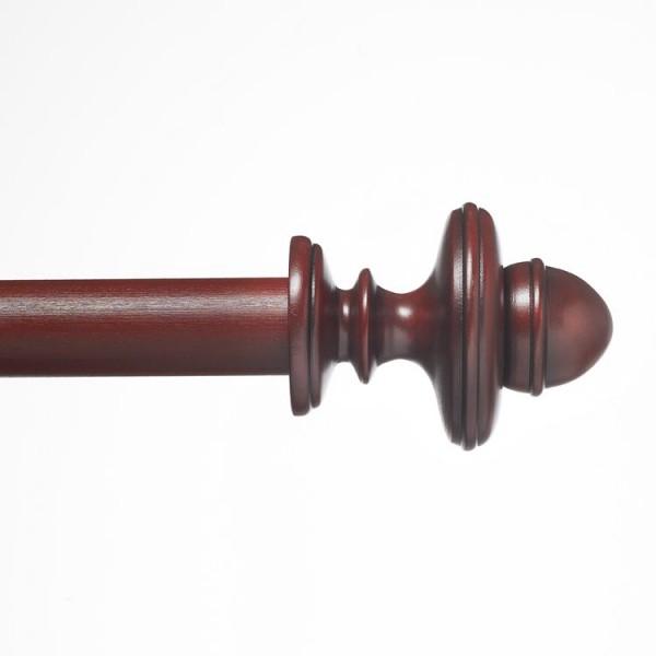 "Marquis Double Rod Set ~ 1 3/8"" Diameter"