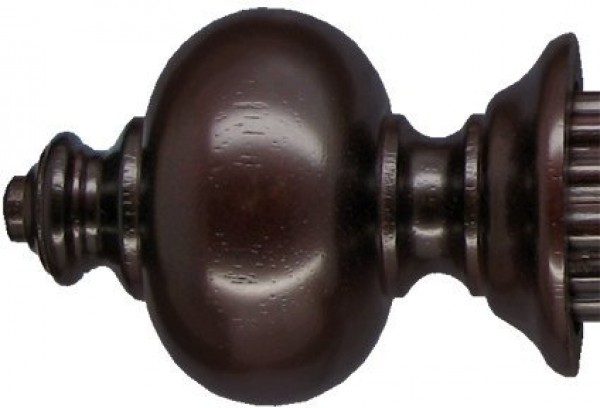 """Camelot Finial for 1 3/8"""" Rod ~ Each"""