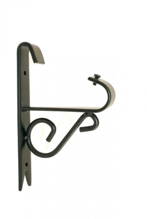 "Iron Scroll Bracket for 1"" Curtain Rod~Each"