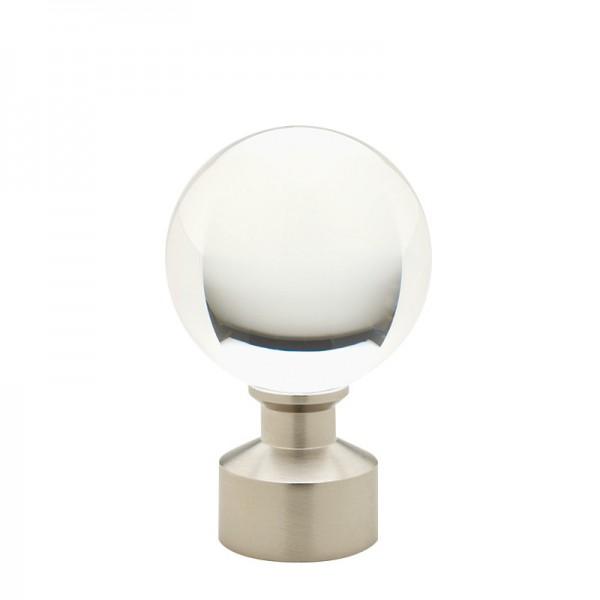 Steel Acrylic Ball Finial