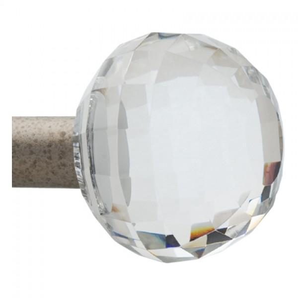 776 Crystal Finial