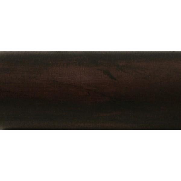 """8' Plain Wood Pole for 1 3/8"""" Curtain Rod~Each"""