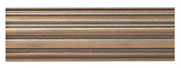8 39 fluted wood pole 2 inch rod diameter. Black Bedroom Furniture Sets. Home Design Ideas