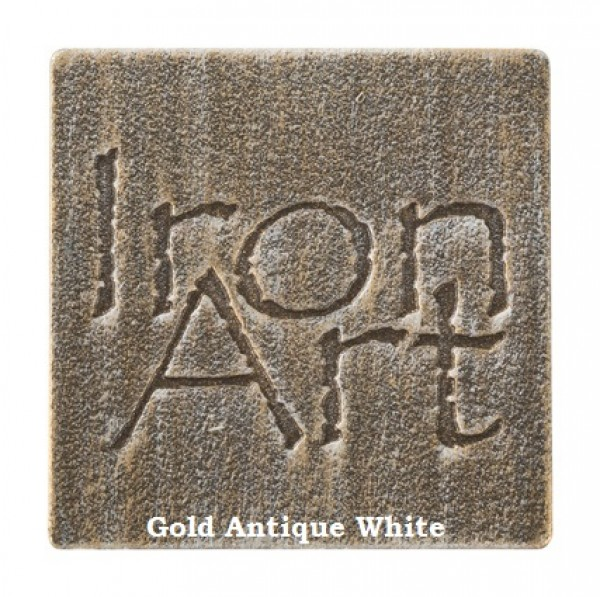 Gold Antique White