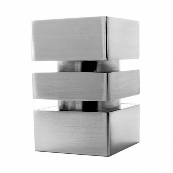 "Cubix Finial for 1 1/8"" Rod ~ Each"
