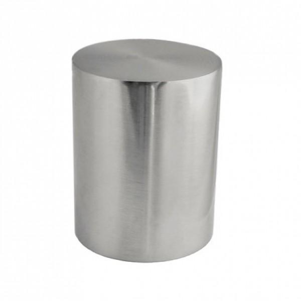 "Cylinder Finial for 1 1/8"" Curtain Rod ~ Each"