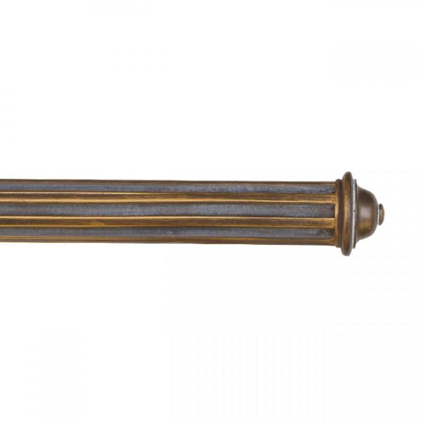 "RF5 Curtain Rod End Cap for 1 3/8"" Rod Diameter~Each"