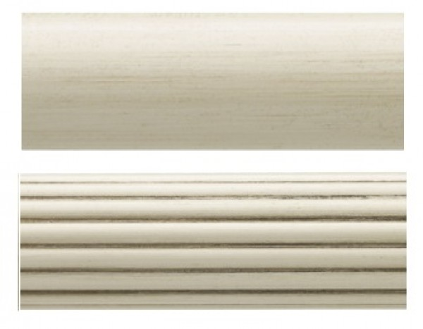"Select 12' Wood Curtain Rod ~ 1 3/8"" Diameter"
