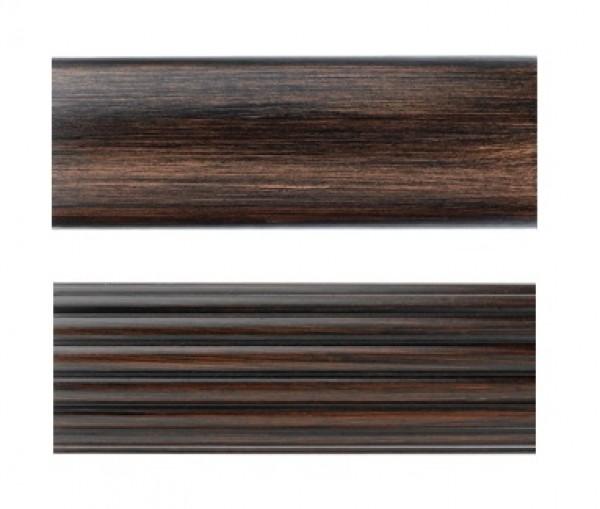"Select 4' Curtain Rod ~ 1 3/8"" Diameter"