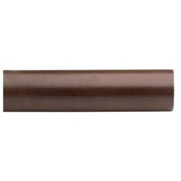 "4' Smooth Wood Drapery Curtain Rod~1 3/8"" Diameter"
